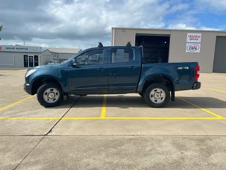 2016 Holden Colorado RG MY17 LS Pickup Crew Cab Blue 6 Speed Sports Automatic Utility