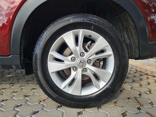 2015 Honda HR-V MY15 VTi Burgundy 1 Speed Constant Variable Hatchback