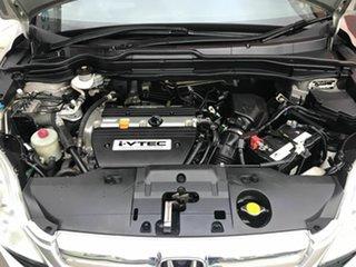 2008 Honda CR-V RE MY2007 Sport 4WD Silver 5 Speed Automatic Wagon