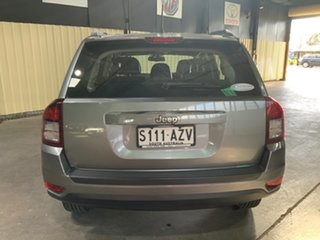 2013 Jeep Compass MK MY12 Sport (4x2) Grey Continuous Variable Wagon