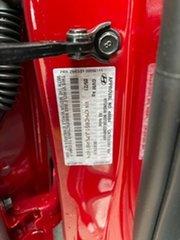 2021 Hyundai Ioniq AE.V4 MY21 electric Premium Fiery Red 1 Speed Reduction Gear Fastback
