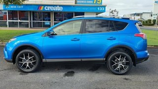 2015 Toyota RAV4 ASA44R MY14 GXL AWD Blue 6 Speed Sports Automatic Wagon.