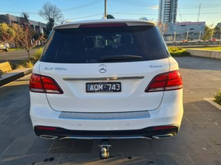 2017 Mercedes-Benz GLE-Class W166 808MY GLE350 d 9G-Tronic 4MATIC White 9 Speed Sports Automatic