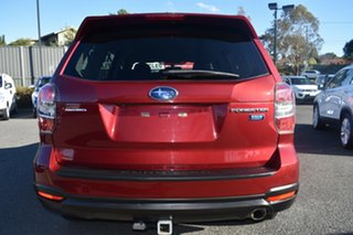 2015 Subaru Forester S4 MY15 2.0D-L CVT AWD Red 7 Speed Constant Variable Wagon