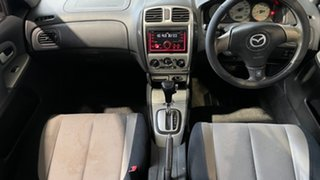 2003 Mazda 323 BJ II-J48 SP20 Gold 4 Speed Automatic Hatchback