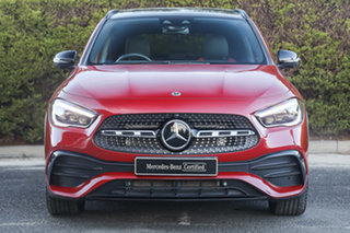 2020 Mercedes-Benz GLA-Class H247 800+050MY GLA250 DCT 4MATIC Patagonia Red 8 Speed