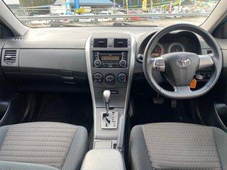 2012 Toyota Corolla ZRE152R MY11 Ascent Sport Blue 4 Speed Automatic Sedan