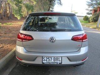 2017 Volkswagen Golf 7.5 MY17 110TSI DSG Trendline Tungsten Silver/char 7 Speed