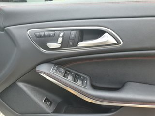2016 Mercedes-Benz CLA-Class C117 807MY CLA220 d DCT White 7 Speed Sports Automatic Dual Clutch