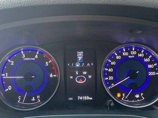 2016 Toyota Hilux GUN126R SR5 (4x4) Olympia Red 6 Speed Automatic Dual Cab Utility