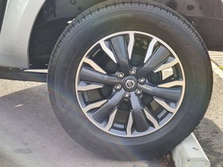 2020 Nissan Navara D23 S4 MY20 ST 4x2 Silver 7 Speed Sports Automatic Utility