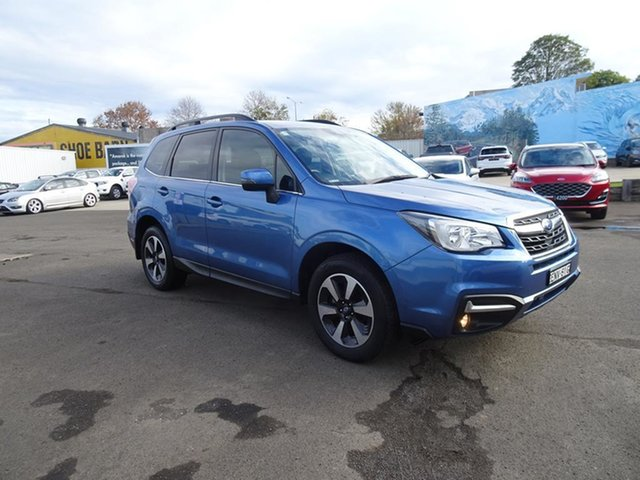 Used Subaru Forester S4 MY16 2.0D-L CVT AWD Nowra, 2016 Subaru Forester S4 MY16 2.0D-L CVT AWD Blue 7 Speed Automatic Wagon