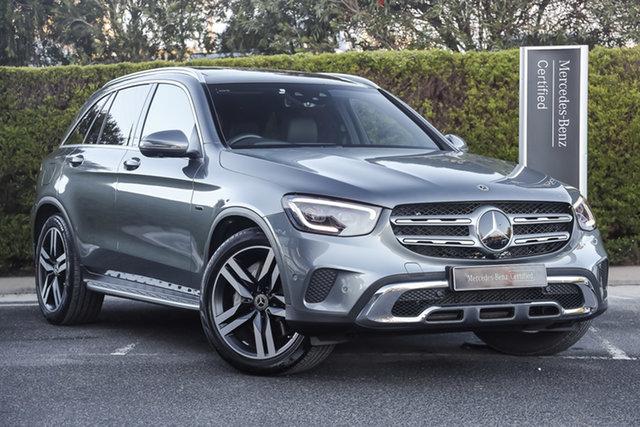 Certified Pre-Owned Mercedes-Benz GLC-Class X253 800+050MY GLC300 9G-Tronic 4MATIC e Mulgrave, 2020 Mercedes-Benz GLC-Class X253 800+050MY GLC300 9G-Tronic 4MATIC e Selenite Grey 9 Speed