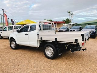 2020 Isuzu D-MAX RG MY21 SX White 6 Speed Sports Automatic Cab Chassis