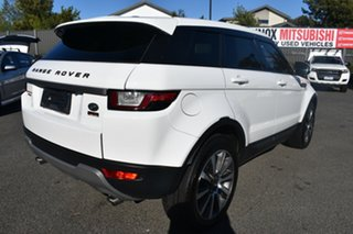 2016 Land Rover Range Rover Evoque L538 MY16.5 HSE White 9 Speed Sports Automatic Wagon
