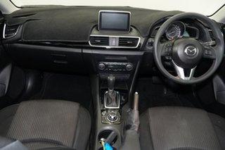 2014 Mazda 3 BM5438 SP25 SKYACTIV-Drive Black 6 Speed Sports Automatic Hatchback