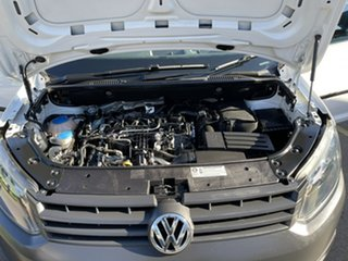 2015 Volkswagen Caddy 2KN MY15 TDI250 BlueMOTION Crewvan Maxi DSG White 7 Speed