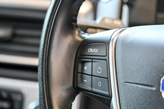 2011 Volvo S60 F Series MY12 T5 PwrShift R-Design Black 6 Speed Sports Automatic Dual Clutch Sedan