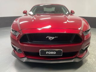 2016 Ford Mustang FM 2017MY GT Fastback Ruby Red 6 Speed Manual Fastback.