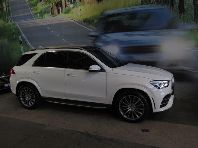 Used Mercedes-Benz GLE300D V167 MY20.5 4Matic Osborne Park, 2020 Mercedes-Benz GLE300D V167 MY20.5 4Matic White 9 Speed Automatic G-Tronic Wagon