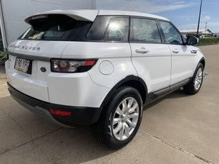 2015 Land Rover Range Rover Evoque L538 MY15 Pure White/220515 9 Speed Sports Automatic Wagon.