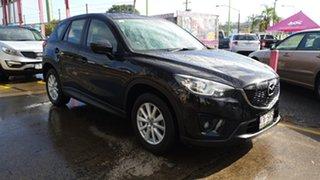 2012 Mazda CX-5 Maxx Sport (4x4) Black 6 Speed Automatic Wagon