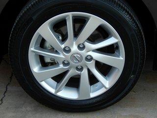 2015 Nissan Pulsar C12 Series 2 ST Grey 6 Speed Manual Hatchback.