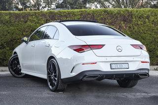 2020 Mercedes-Benz CLA-Class C118 800+050MY CLA250 D-CT 4MATIC Polar White 7 Speed.