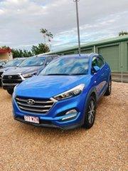 2016 Hyundai Tucson TL Active 2WD Blue 6 Speed Sports Automatic Wagon
