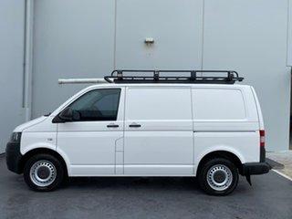 2015 Volkswagen Transporter T5 MY15 TDI250 SWB Runner White 5 Speed Manual Van