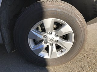 2019 Toyota Landcruiser Prado GDJ150R GXL Silver Pearl 6 Speed Sports Automatic Wagon