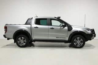 2020 Ford Ranger PX MkIII MY20.25 Wildtrak 3.2 (4x4) Silver 6 Speed Automatic Double Cab Pick Up