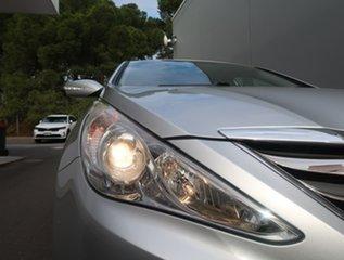 2011 Hyundai i45 YF MY11 Active Silver 6 Speed Sports Automatic Sedan.