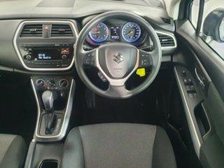 2014 Suzuki S-Cross JY GL Galactic Grey 7 Speed Constant Variable Hatchback