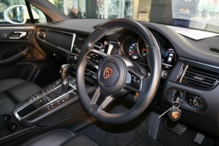 2020 Porsche Macan 95B MY20 PDK AWD White 7 Speed Sports Automatic Dual Clutch Wagon.