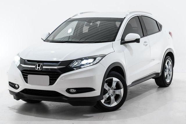 Used Honda HR-V MY16 VTi-S Berwick, 2016 Honda HR-V MY16 VTi-S White 1 Speed Constant Variable Hatchback