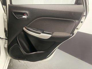 2018 Suzuki Baleno EW GL Arctic White 4 Speed Automatic Hatchback