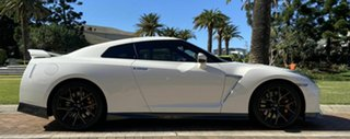 2016 Nissan GT-R R35 MY17 Premium White 6 Speed Auto Dual Clutch Coupe