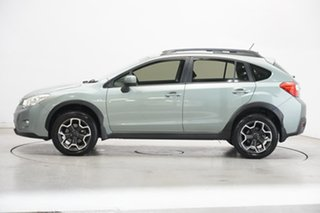 2015 Subaru XV G4X MY14 2.0i Lineartronic AWD Jasmine Green 6 Speed Constant Variable Wagon.