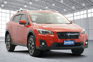 2017 Subaru XV G4X MY17 2.0i-S Lineartronic AWD Red 6 Speed Constant Variable Wagon.