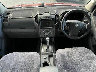 2013 Holden Colorado 7 RG MY14 LTZ (4x4) Red 6 Speed Automatic Wagon