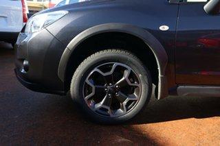 2014 Subaru XV MY14 2.0I Grey Continuous Variable Wagon.