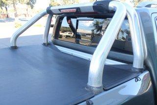 2015 Nissan Navara NP300 D23 ST-X (4x4) Grey 7 Speed Automatic Dual Cab Utility