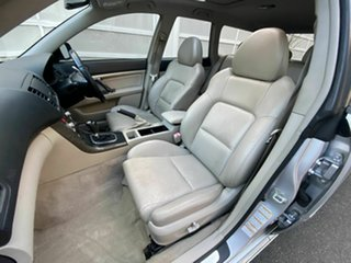 2005 Subaru Liberty B4 MY05 3.0R AWD Silver 5 Speed Sports Automatic Wagon