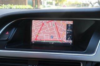 2012 Audi A5 8T MY13 Sportback S Tronic Quattro Black 7 Speed Sports Automatic Dual Clutch Hatchback