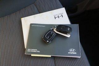2016 Hyundai iLOAD TQ Series II (TQ3) White 5 Speed Automatic Van