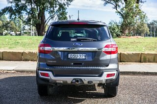 2017 Ford Everest UA 2018.00MY Trend Meteor Grey 6 Speed Sports Automatic SUV