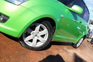 2010 Suzuki Swift EZ 07 Update S Green 4 Speed Automatic Hatchback.
