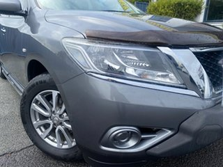 2016 Nissan Pathfinder R52 MY15 ST X-tronic 2WD Grey 1 Speed Constant Variable Wagon.