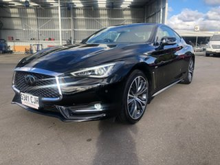 2016 Infiniti Q60 V37 GT Black 7 Speed Sports Automatic Coupe